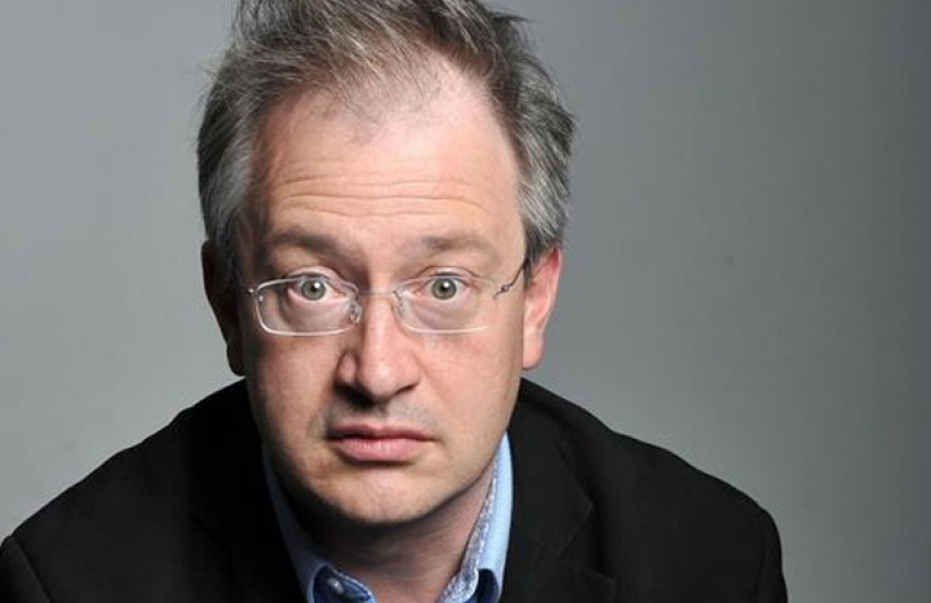 The Robin Ince that Dripped Blood – Live