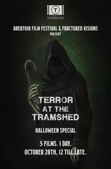 Terror at the Tramshed - Cardiff - 28th Oct