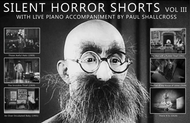 Silent Shorts Tour Vol 3