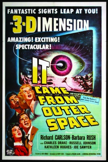 It Came From Outer Space 3D