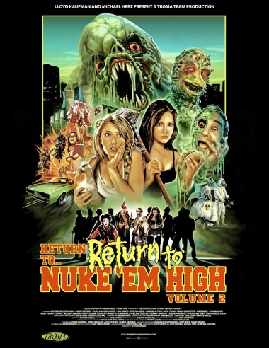 Return to Return to Nuke 'Em High AKA Vol. 2