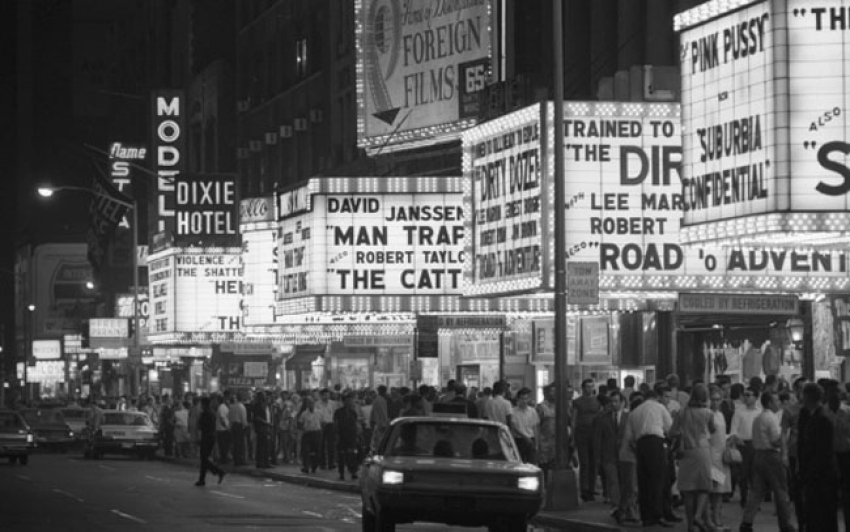 42nd Street 101 - Professor Gaz's Complete History of 42nd Street